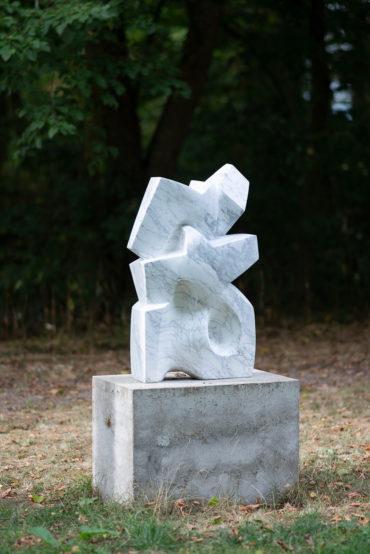 Pierre Schumann: Möwen, Wind und Welle, (Foto: KUNST@SH/Jan Petersen, 2018)