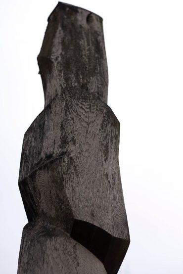Manfred Sihle-Wissel: Stele (Foto: KUNST@SH/Jan Petersen, 2018)