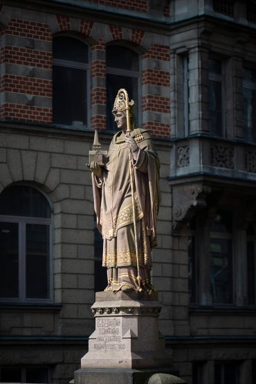 Engelbert Peiffer: St. Ansgar, (Foto: KUNST@SH/Jan Petersen, 2018)