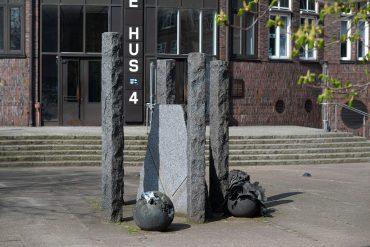 Jens Flemming Sørensen: Ohne Titel, (Foto: KUNST@SH/Jan Petersen, 2018)