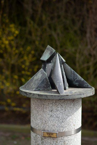Manfred Sihle-Wissel: Leuchtturm, (Foto: KUNST@SH/Jan Petersen, 2018)