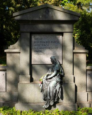 Fidel Binz: Trauernde Frau (Foto: KUNST@SH/Jan Petersen, 2020)