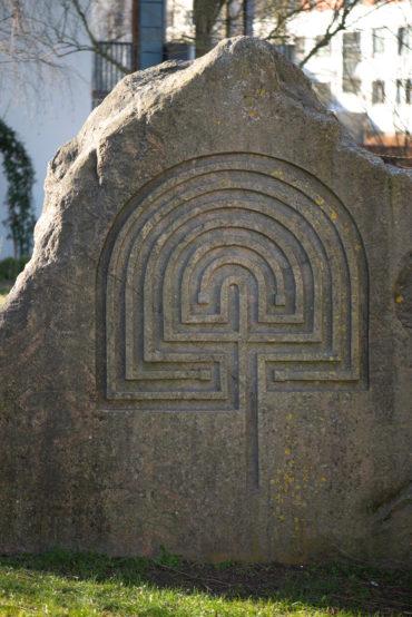 Jo Kley: Labyrinth (Foto: KUNST@SH/Jan Petersen, 2020)