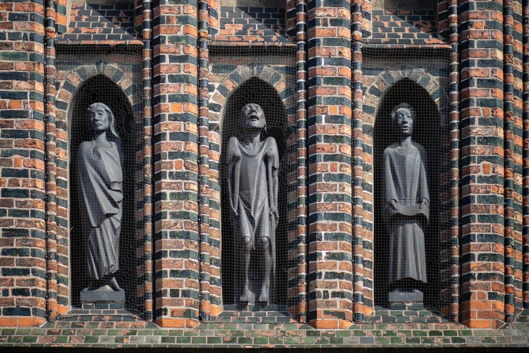 Ernst Barlach: Gemeinschaft der Heiligen (Foto: KUNST@SH/Jan Petersen, 2019)