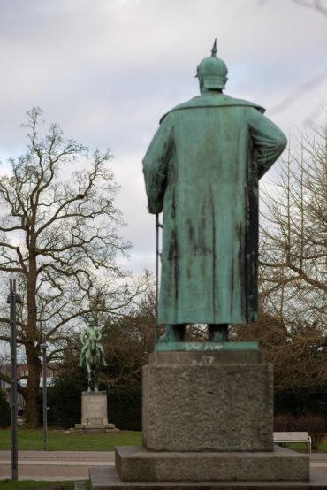 Hans Hundrieser: Bismarck-Denkmal (Foto: KUNST@SH/Jan Petersen, 2019)