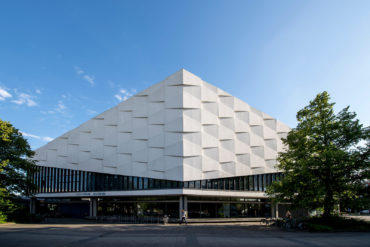 Audimax der Christian Albrechts Universität zu Kiel (Foto: KUNST@SH/Jan Petersen, 2014)