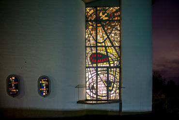 Siegfried Assmann: Ausgießung des Heiligen Geistes (Foto: KUNST@SH/Jan Petersen, 2013)