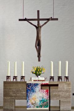Siegfried Assmann: Kruzifix (Foto: KUNST@SH/Jan Petersen, 2013)