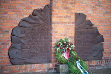 Erich Lethgau: Mahnmal für die Opfer des Nationalsozialismus (Foto: KUNST@SH/Jan Petersen, 2019)