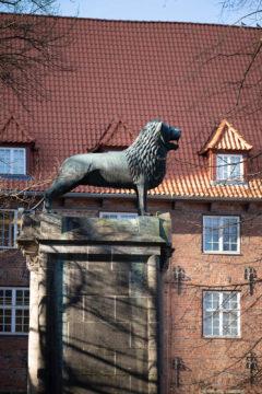 Denkmal für Heinrich den Löwen (Foto: KUNST@SH/Jan Petersen, 2019)