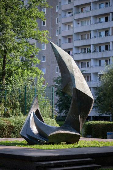 Rudolf Belling: Symbol der Gemeinsamkeit (Foto: KUNST@SH/Jan Petersen, 2019)