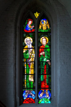 Käte Lassen: Die vier Evangelisten (Foto: KUNST@SH/Jan Petersen, 2019)