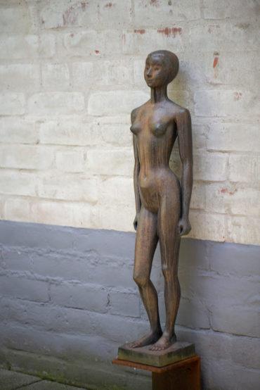 Günter Grass: Mädchen (Foto: KUNST@SH/Jan Petersen, 2019)