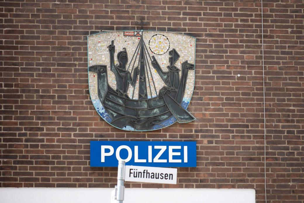 Curt Störmer: Stadtsiegel (Foto: KUNST@SH/Jan Petersen, 2019)