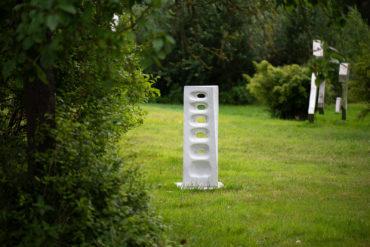 Skulpturengarten Groß Grönau (Foto: KUNST@SH/Jan Petersen, 2019)