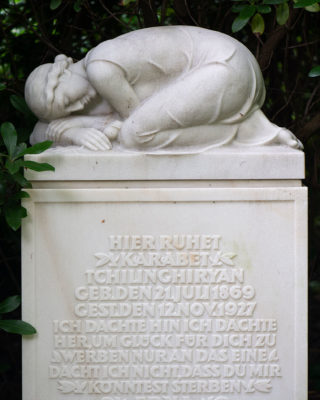 Richard Emil Kuöhl: Grabmal Tchilling-Hiryan