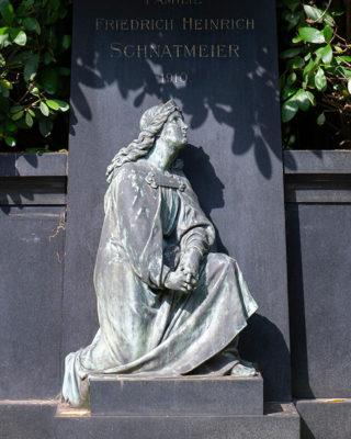 Grabmal Schnatmeier (Foto: KUNST@SH/Jan Petersen, 2019)