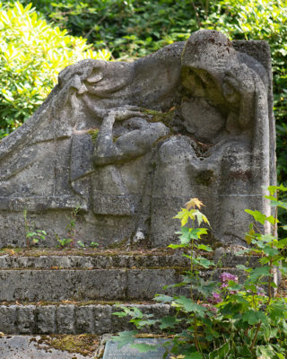 Arthur Bock: Denkmal der Schiffsoffiziere (Foto: KUNST@SH/Jan Petersen, 2019)