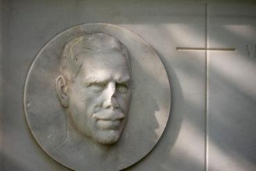 Adolf Brütt: Relief für Graf Spee (Foto: KUNST@SH/Jan Petersen, 2019)