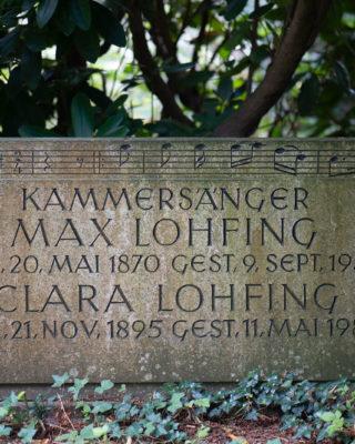 Grabmal Lohfing (Foto: KUNST@SH/Jan Petersen, 2019)