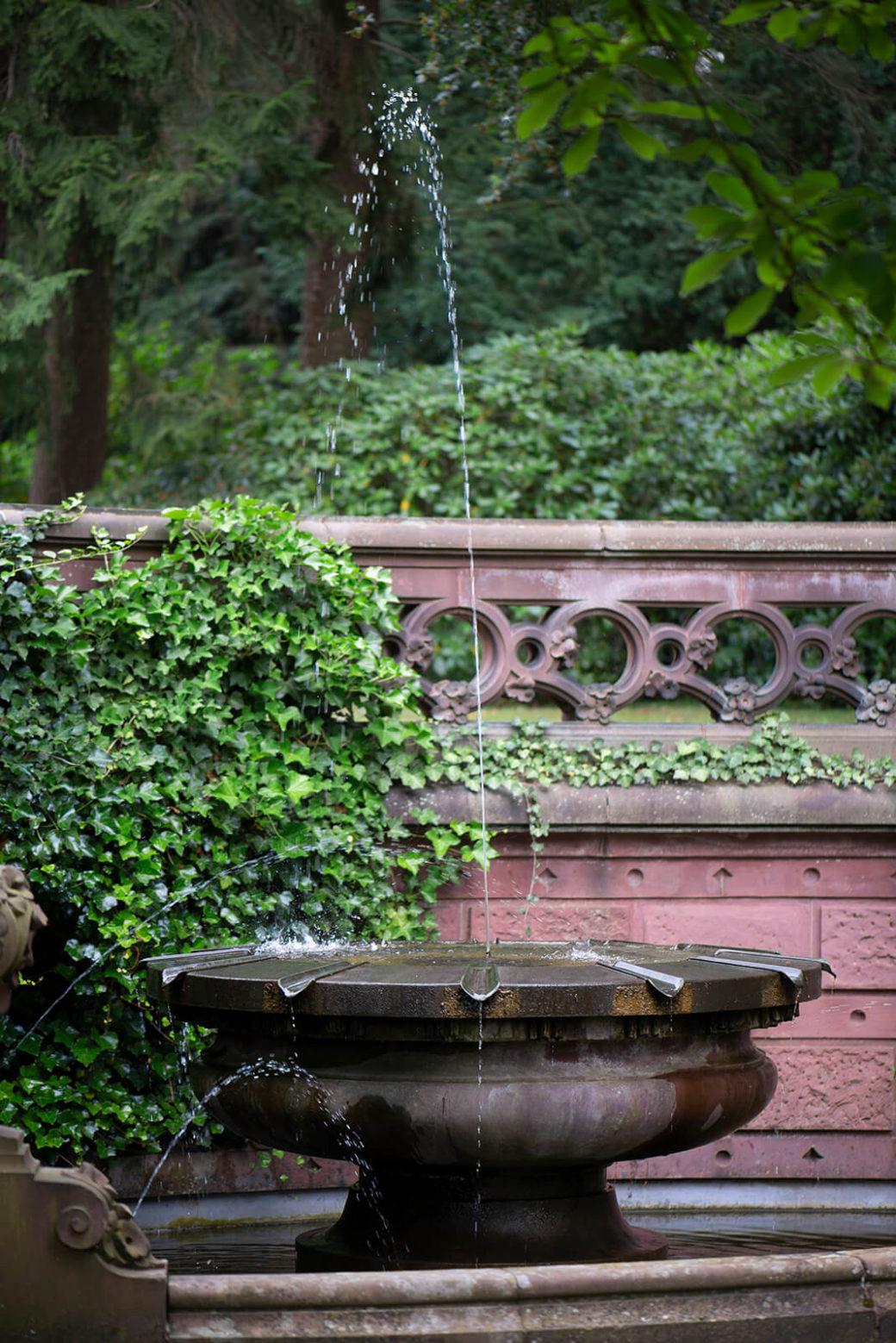 Wilhelm Cordes: Cordes-Brunnen (Foto: KUNST@SH/Jan Petersen, 2019)