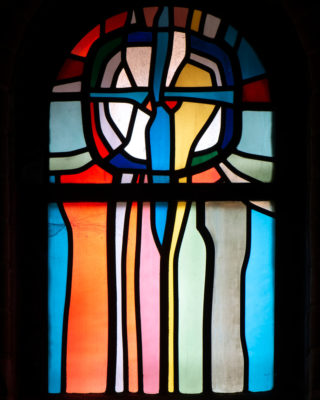 Buntglasfenster St. Heinrich (Foto: KUNST@SH/Jan Petersen, 2019)