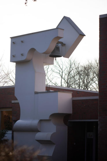 Hans Kock: Glockenturm St. Jürgen-Zachäus (Foto: KUNST@SH/Jan Petersen, 2020)