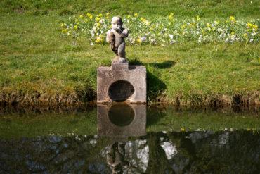 Hinrich Jepsen: Sechs Wasserspeier (Foto: KUNST@SH/Jan Petersen, 2020)