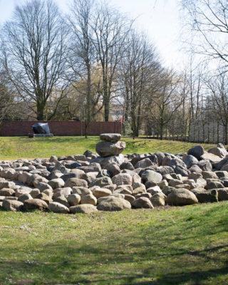 Wolfgang Gramm: Labyrinth (Foto: KUNST@SH/Jan Petersen, 2020)