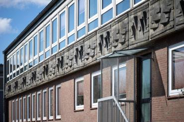 Uwe Appold: Wandfries (Foto: KUNST@SH/Jan Petersen, 2020)