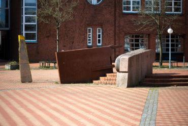Uwe Appold: Oktogonales Zentrum (Foto: KUNST@SH/Jan Petersen, 2020)