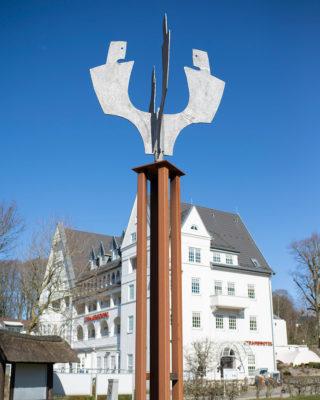 Siegbert Amler: Windspiel (Foto: KUNST@SH/Jan Petersen, 2020)