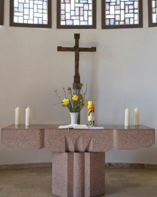 Hans Kock: Altar (Foto: KUNST@SH/Jan Petersen, 2020)