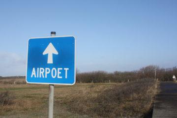 Richard Kelly Tipping: Airpoet(Foto: Helmut W. Schiffler, 2020)