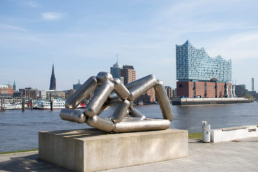 Richard Deacon: Masters of the Universe (Foto: KUNST@SH/Jan Petersen, 2020)