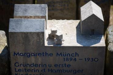 Carl Schütt: Erinnerungsspirale (Foto: KUNST@SH/Jan Petersen, 2020)