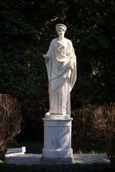 Grabstätte Michahelles (Foto: KUNST@SH/Jan Petersen, 2020)