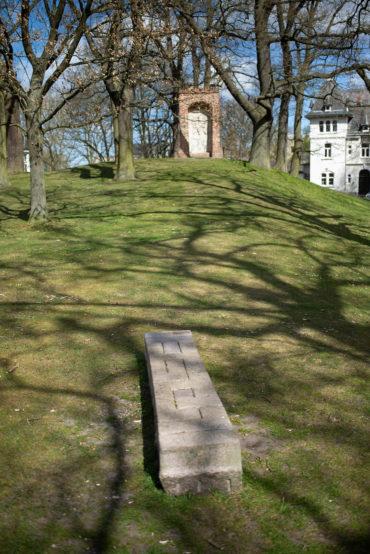 Frede Troelsen: Ende und Anfang (Foto: KUNST@SH/Jan Petersen, 2020)