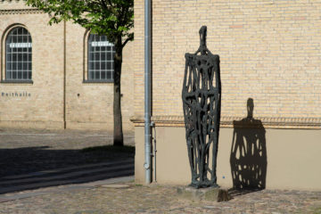 Karl Hartung: Stehende Figur, (Foto: KUNST@SH/Jan Petersen, 2018)