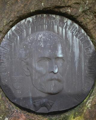 Heinrich Mißfeldt: Grabmal Bünsow(Foto: KUNST@SH/Jan Petersen, 2021)