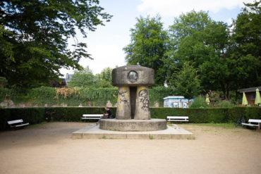 Karl Garbers: Denkmal für Otto von Bismarck (Foto: KUNST@SH/Jan Petersen, 2020)