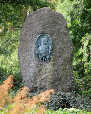 Denkmal für Friedrich Ludwig Jahn (Foto: KUNST@SH/Jan Petersen, 2020)