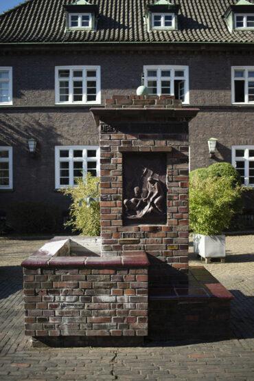 Richard Emil Kuöhl: Brunnen (Foto: KUNST@SH/Jan Petersen, 2021)