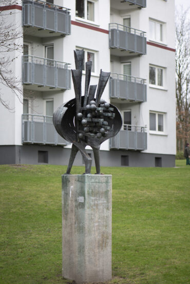Karl Heinz Engelin: Frühling (Foto: KUNST@SH/Jan Petersen, 2021)