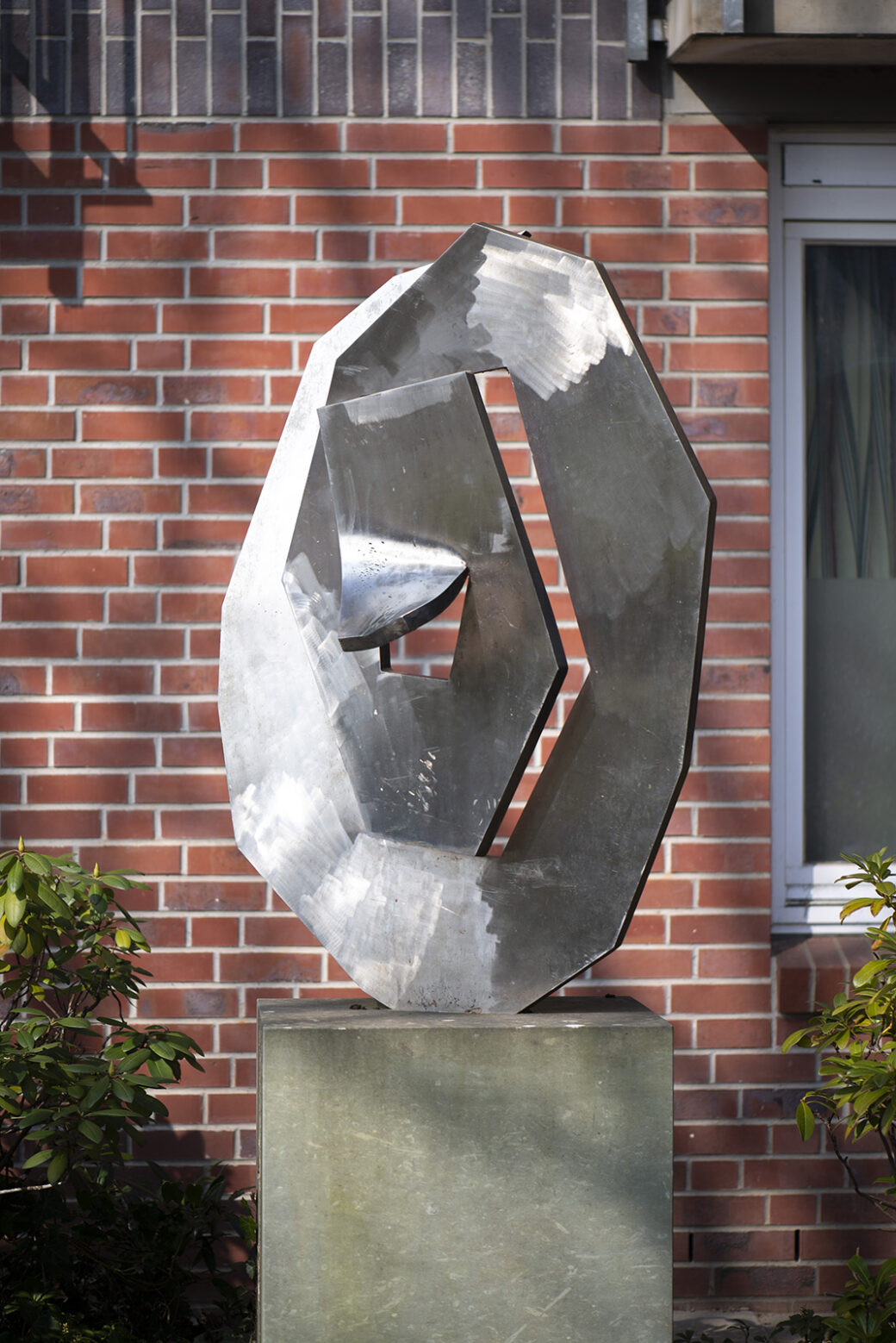 Rose / Spirale (Foto: KUNST@SH/Jan Petersen, 2021)