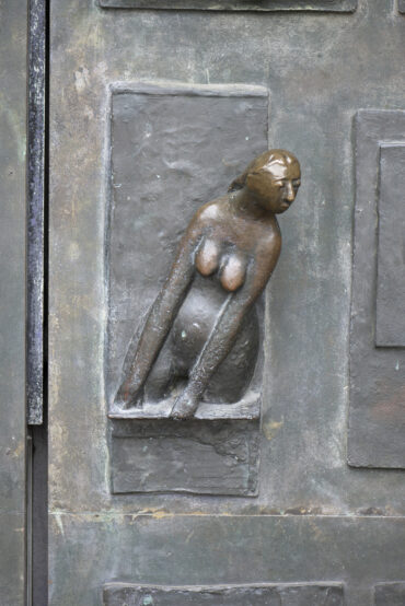 Gustav Seitz: Porta d'Amore (Foto: KUNST@SH/Jan Petersen, 2021)