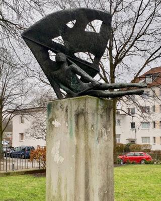 Sabine von Diest-Brackenhausen: Drachensegler (Foto: KUNST@SH/Jan Petersen, 2021)