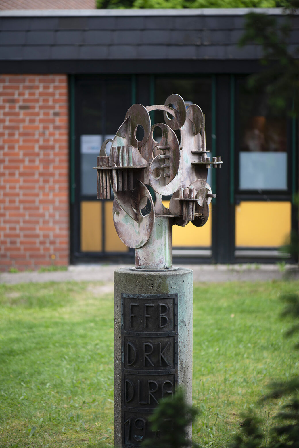 Heinz Neumann: Ohne Titel (Foto: KUNST@SH/Jan Petersen, 2021)