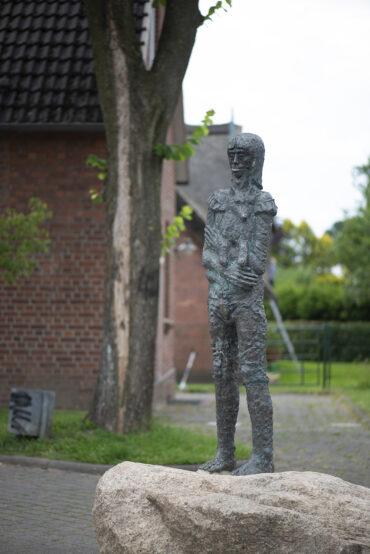 Hilmar Friedrich: Der kleine Prinz (Foto: KUNST@SH/Jan Petersen, 2021)