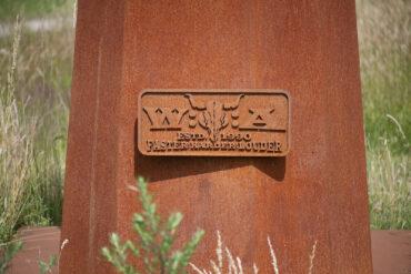 Wacken Monument (Foto: KUNST@SH/Jan Petersen, 2021)